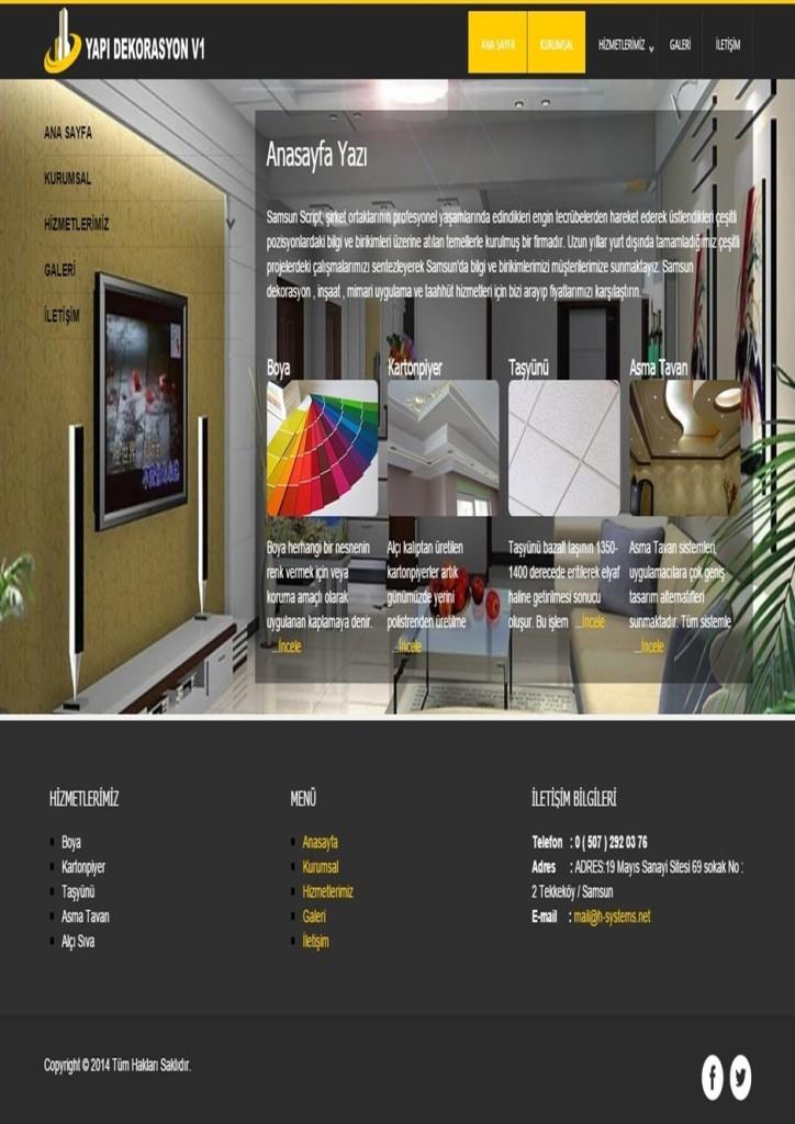 istanbul web tasarım
